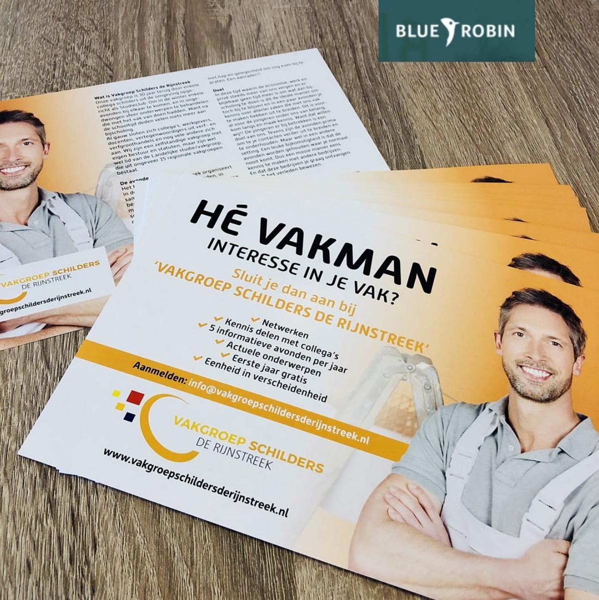 flyers-he vakman
