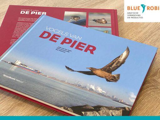 Vormgeving en opmaak: 'Vogels van De Pier'
