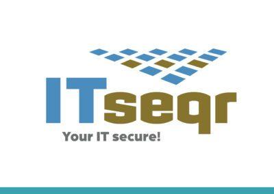 Logo-ontwerp: ITseqr