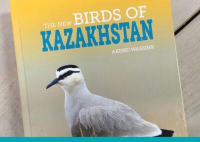 The Birds of Kazachstan