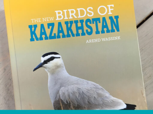 The Birds of Kazachstan
