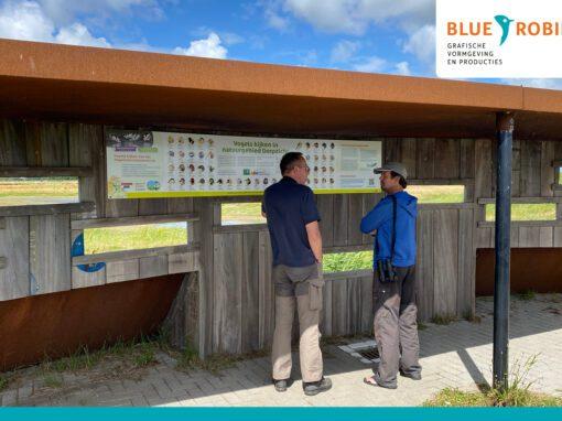 Ontwerp en opmaak: Infobord Dorpzicht Texel